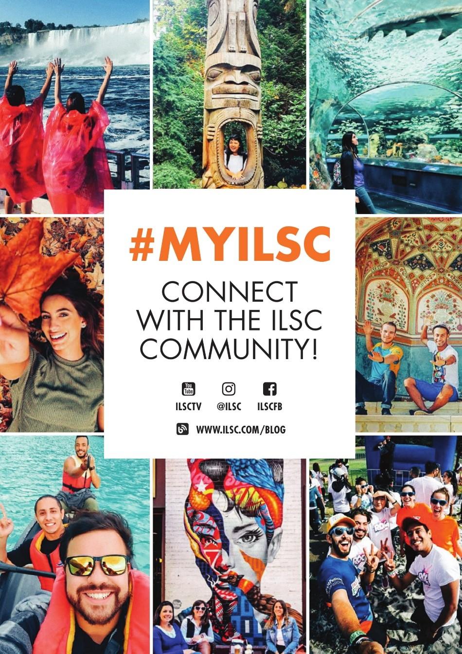 My ILSC Connect