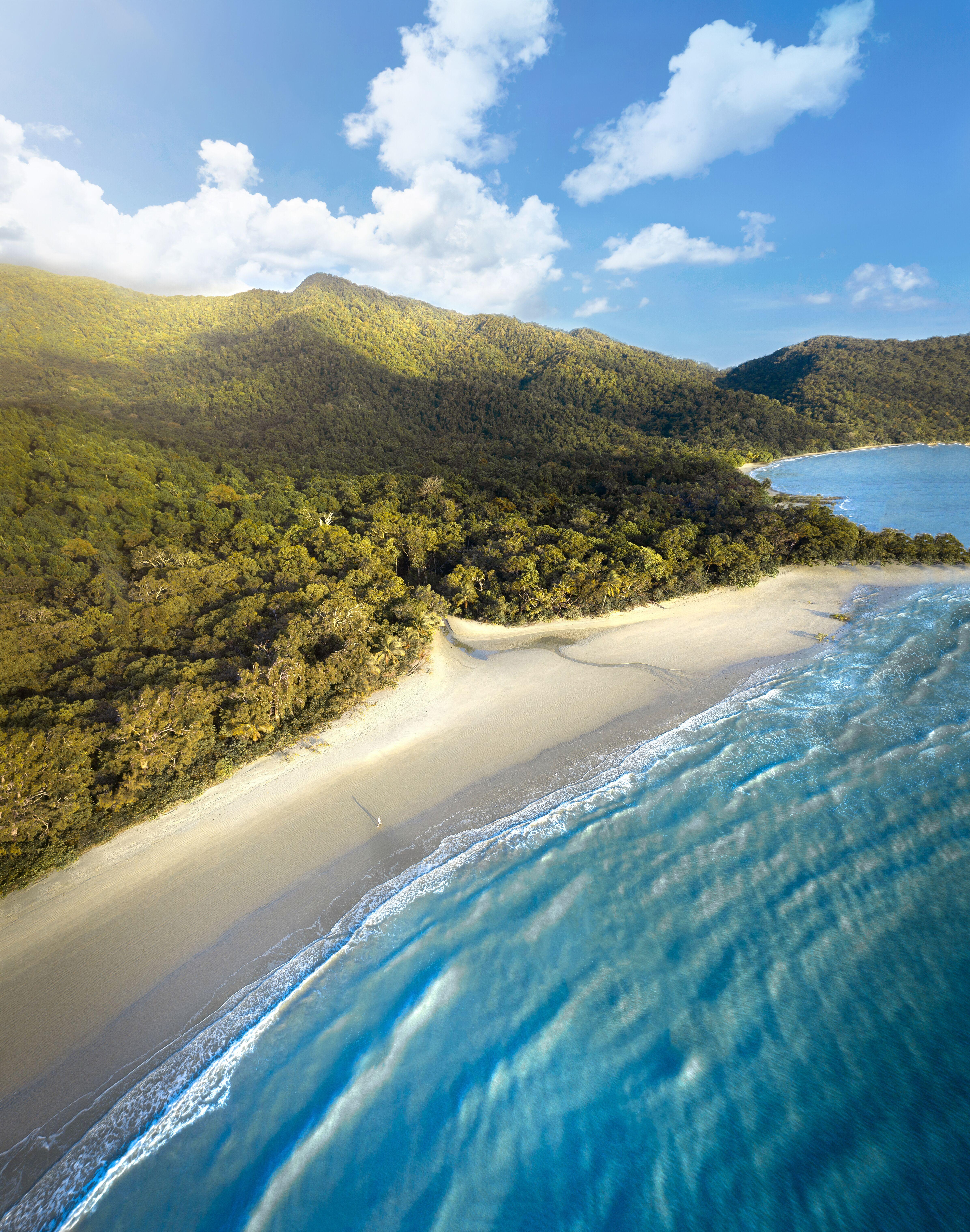 Plage Cape Tribulation Australie - merrwatson