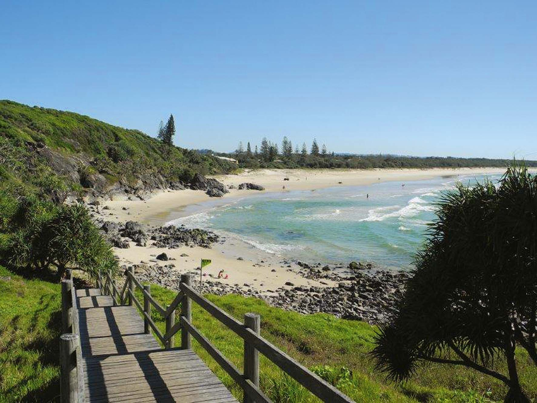 Plage de Cabarita Australie - Brad Farmer