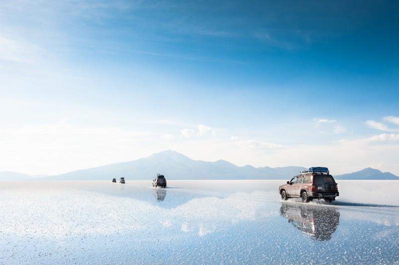 Visiter desert Atacama Chili