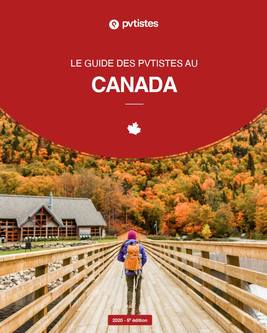 Guide des pvtistes au Canada