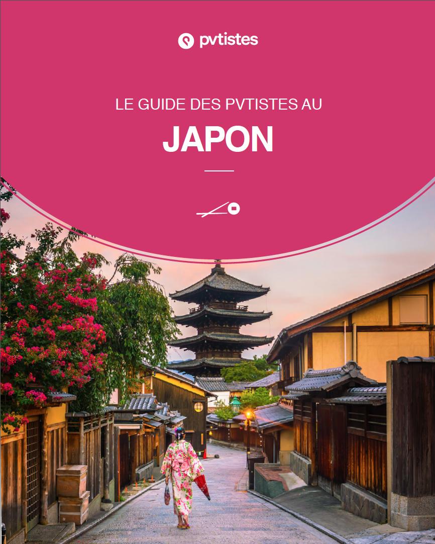 Guide des pvtistes au Japon