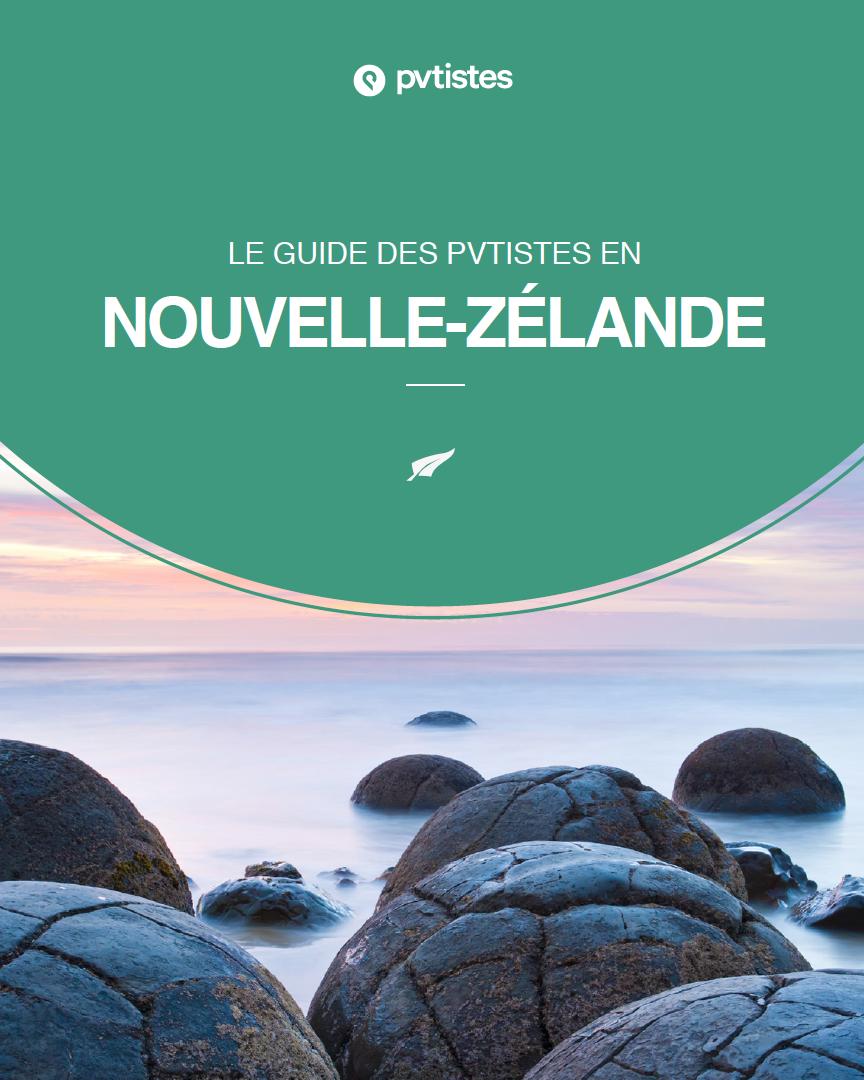 Guide des pvtistes en Nouvelle-Zelande