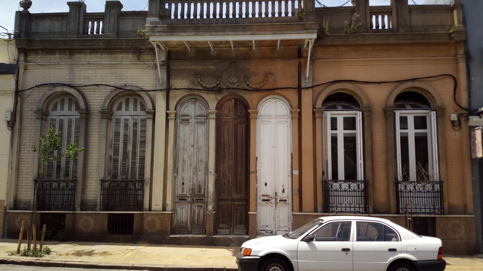 Centre historique de Montevideo